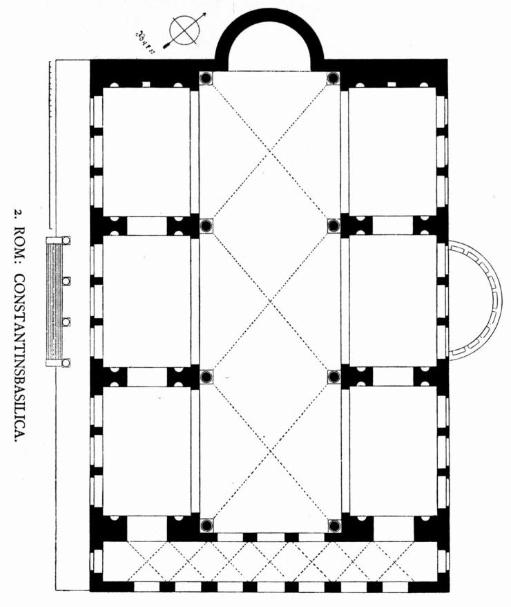 Dehio_6_Basilica_of_Maxentius_Floor_plan