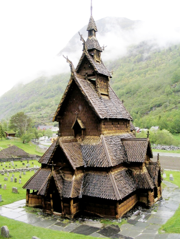 Borgund_stave_church
